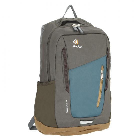 Daypack Step Out 16 Rucksack 45 cm black