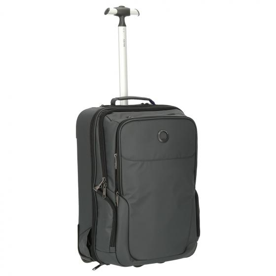 "Parvis Plus WPS Business 2-Rollen Rucksacktrolley 17,3"" 51 cm grau"