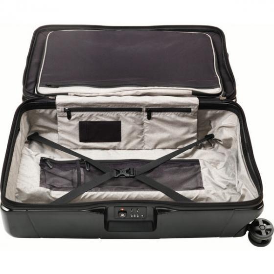 Lexikon Hardside Case 4-Rollen-Trolley M 68 cm black