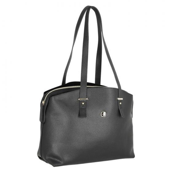 """606494 W RosaElli Laptop Shopper 14"""" 37 cm black"""