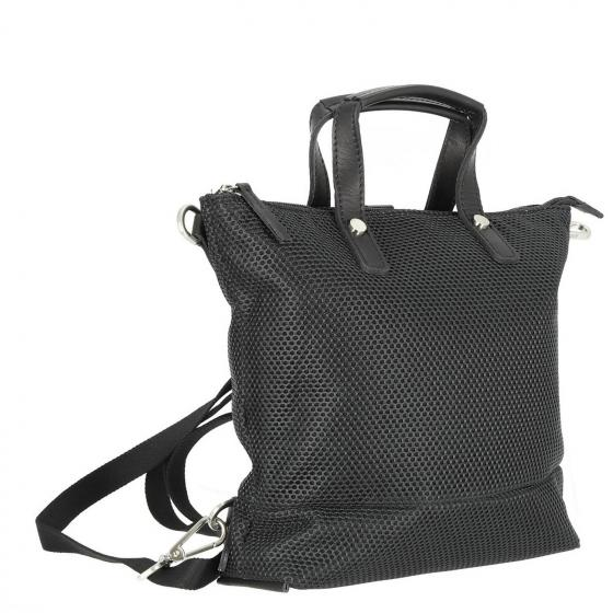 Mesh X Change Bag 3in1 Mini 25 cm black