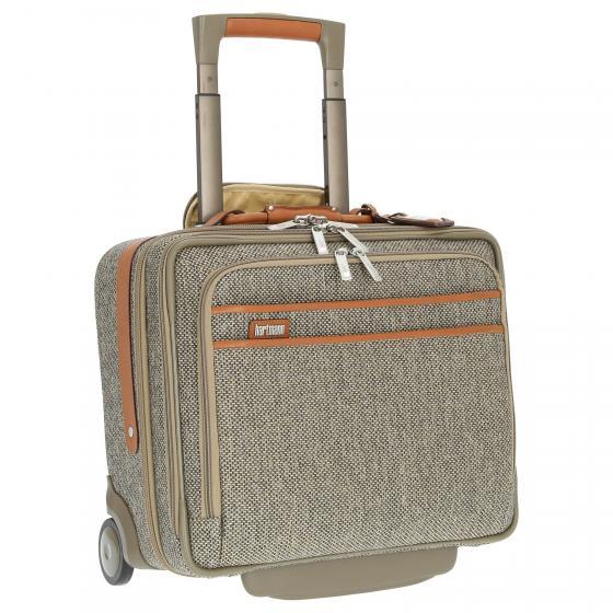 Tweed Belting Businesstrolley 45 cm natural tweed