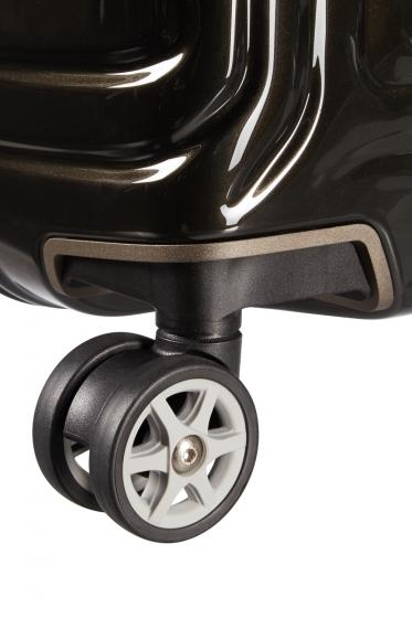 Neopulse 4-Rollen-Kabinentrolley 55 cm metallic black