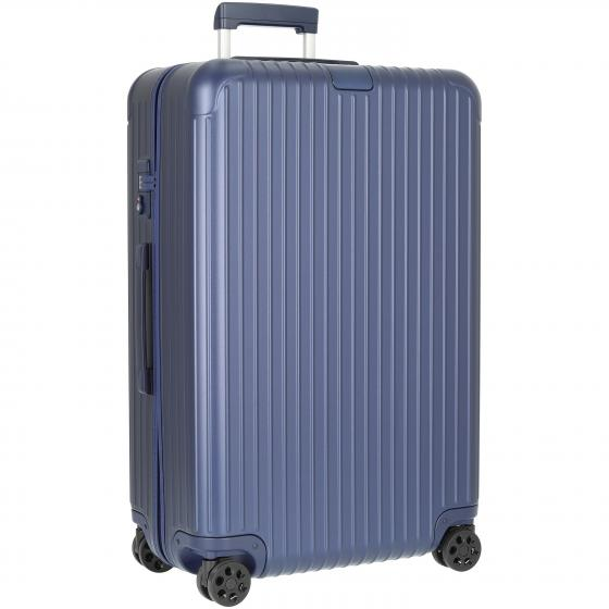Essential Check-In L 73 blau matt