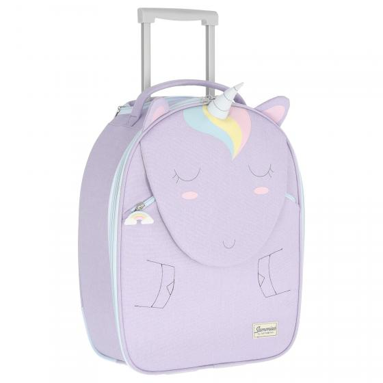 Sammies by Samsonite Happy Sammies 2-Rollen-Kindertrolley 45 cm unicorn lily
