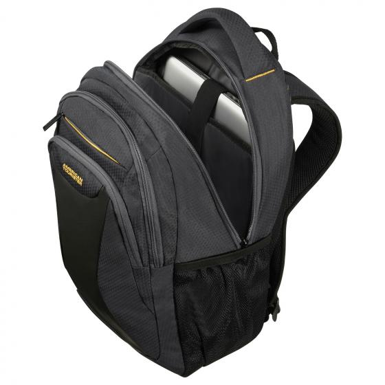"At Work Laptop Rucksack Coated 15.6"" 49.5 cm shadow grey"