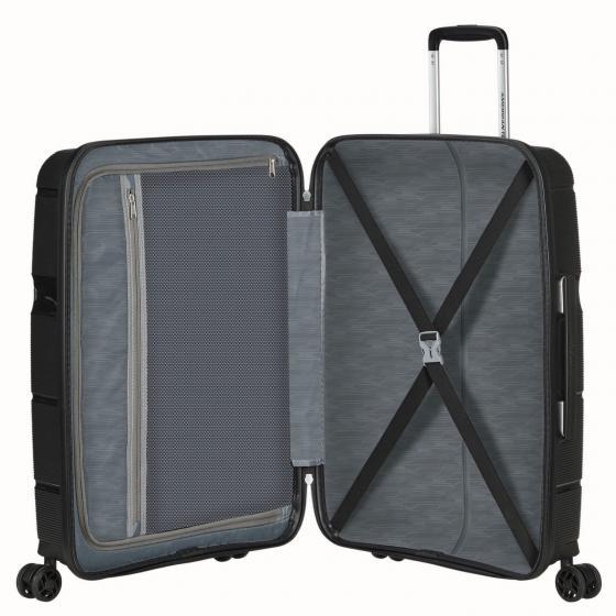 Linex 4-Rollen-Trolley 66/24 cm vivid black