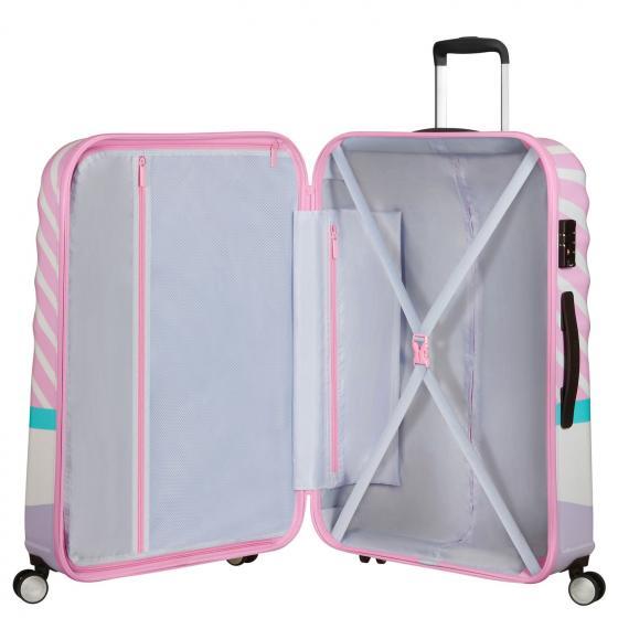 Wavebreaker Disney 4-Rollen-Trolley L 77 cm daisy pink kiss