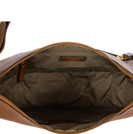 Life Pelle Luna Umhängetasche 35 cm tan leather
