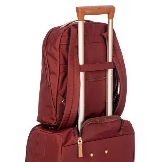 X-Travel Backpack 35 cm bordeaux