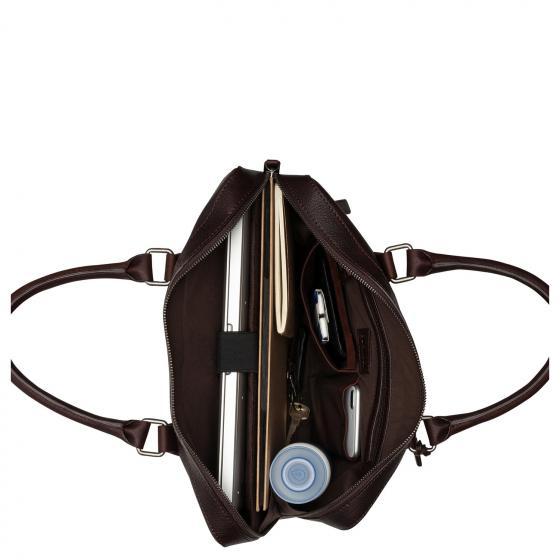 Antique Avery Laptoptasche 13.3'' 38 cm dark brown