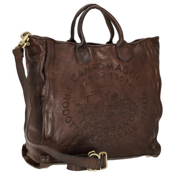 Shopping Bag 34 cm cognac