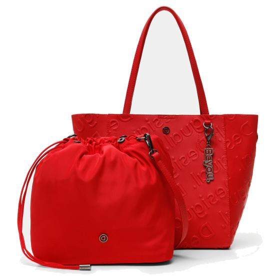 Bols Colorama Norwich Shopper 27 cm red
