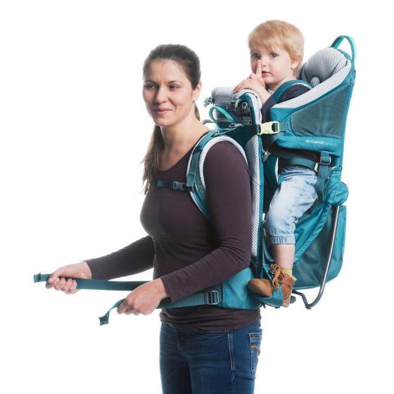 Kid Comfort Active SL Kindertrage (Kraxen) blue