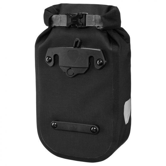 Fork-Pack Plus 4.1 L Gabeltasche mit Rollverschluss 22 cm black
