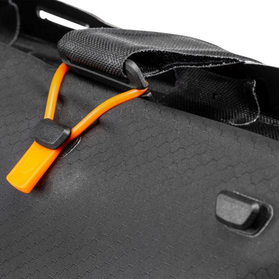 Frame-Pack RC 4 L Rahmentasche m. Rollverschluss 40 cm black matt