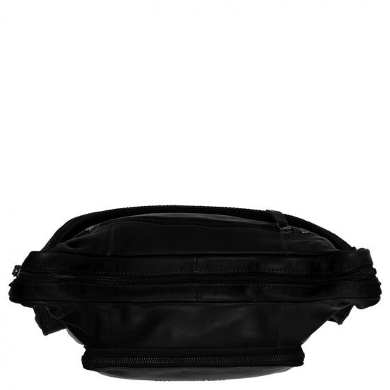 Vajen Schultertasche 30 cm black
