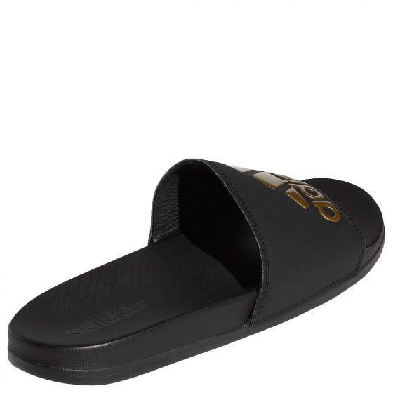 Uni Adilette Comfort Badeschuh EG1850 40 1/2 | black gold