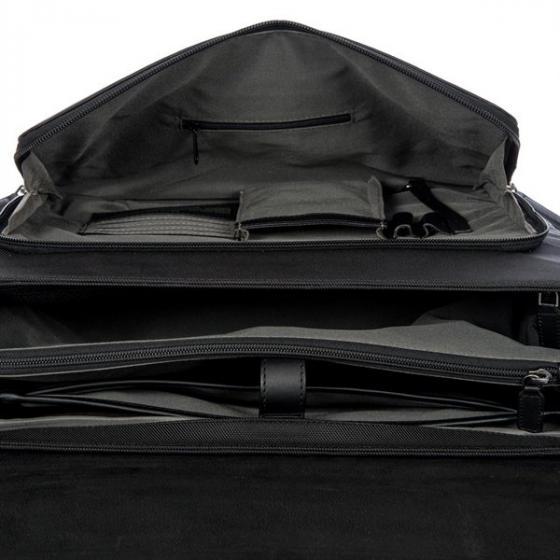 """Monza Allday Aktentasche 40 cm 15"""" black"""