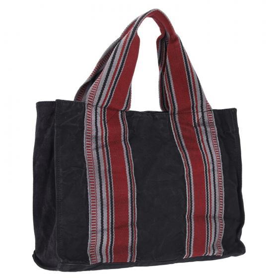 Iris Shopping Bag 43 cm black