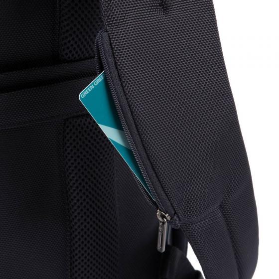 Brief Laptoprucksack M 39 cm blue