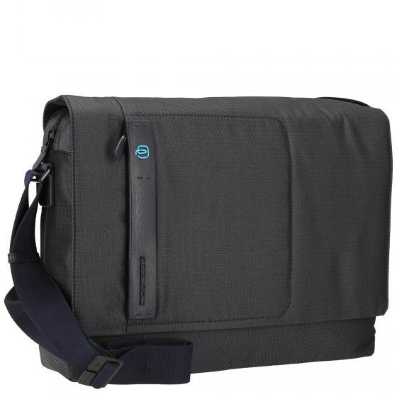 """P16 Laptopkuriertasche mit iPad 10.5""""/iPad 9.7""""-Fach 40 cm chevron/blu"""