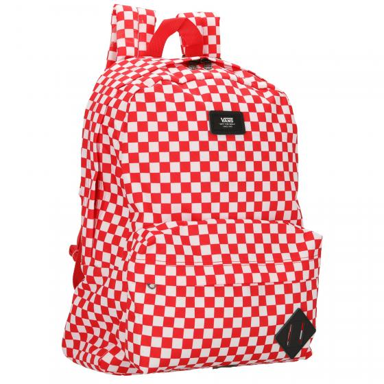 "Vans Old Skool III Laptoprucksack 15"" 41 cm racing red"