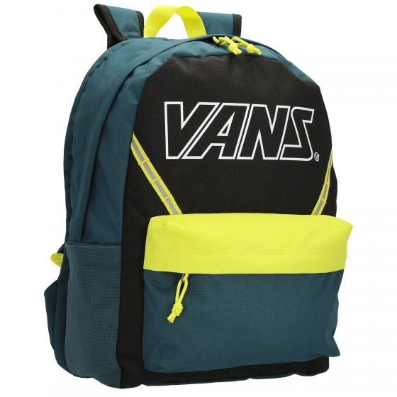 "Vans Old Skool Plus II Rucksack mit Laptopfach 15"" stargazer colorblock"