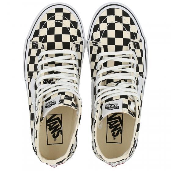 Vans Unisex SK8-Hi Tapered Sneaker Schuh VN0A4U165GU1 40,5 | black/true white