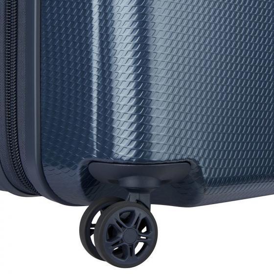New Envol 4-Rollen-Trolley M 66 cm blau