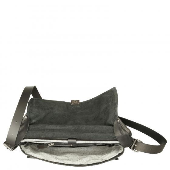 Ivy Lane Aktentasche mit Laptopfach 37 cm M schwarz