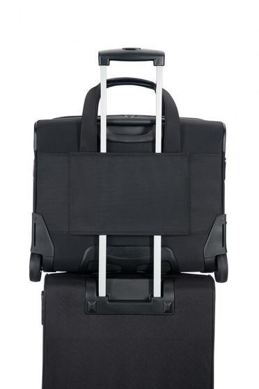 """Spectrolite 2.0 Office Case 2-Rollen-Businesstrolley 15.6"""" 38.5 cm black"""