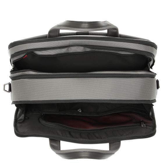 """PRO-DLX 5 17.3"""" Laptoptasche erw. 46 cm black"""