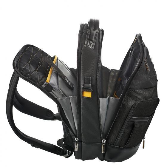 "Checkmate Laptop Backpack 15.6"" Zip 44 cm black"