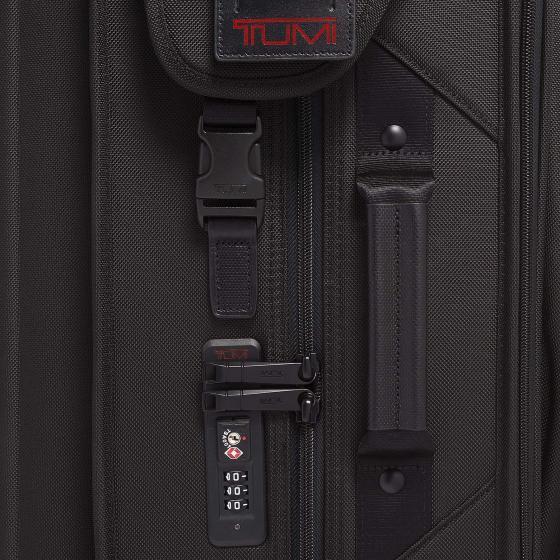 Alpha3 Kleidersack auf 4-Rollen 64 cm black