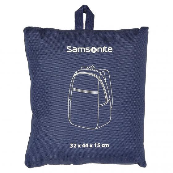 Packing Foldable Rucksack 44 cm midnight blue