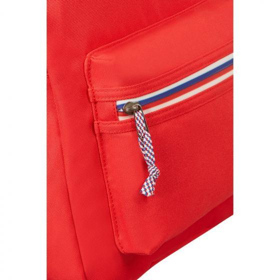 Upbeat Rucksack Zip 42,5 cm red