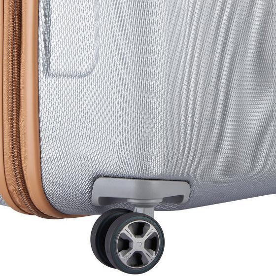 Turenne Premium 4-Rollen-Kabinentrolley Slim Line USB S 55 cm