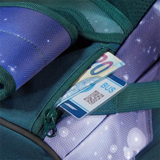 "Scale Rale Schulrucksack ""OceanEmotion"" Limited Edition 45 cm Galaxy Blue"