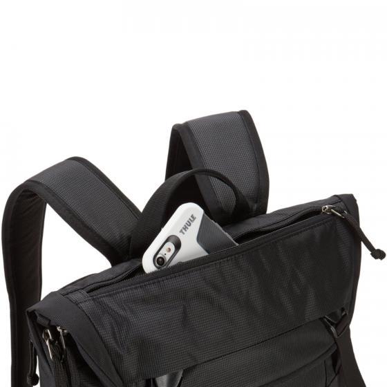 EnRoute Rucksack mit Laptopfach 20 Liter 46 cm asphalt
