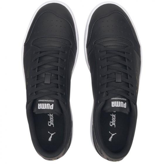 Uni Ralph Sampson Lo Perf Sneaker Schuh 371591 44 1/2 | black white