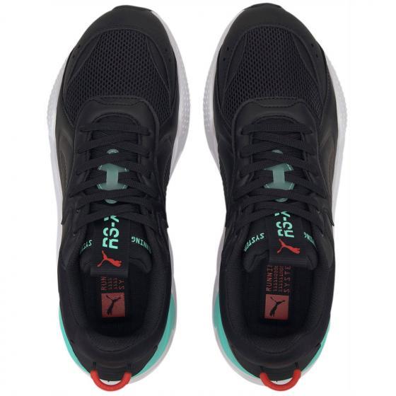 Uni RS-X Master Sneaker Schuh 371870 42 1/2 | black white