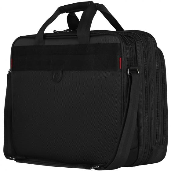 "600655 Legacy 17"" Triple Compartment Laptop Case black"