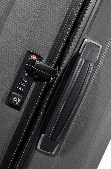 Lite-Cube DLX Spinner 4-Rollen-Trolley L 76 cm eclipse grey