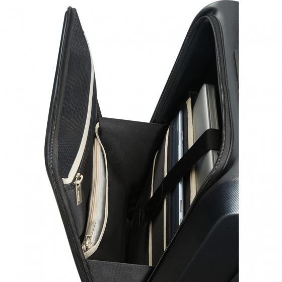 Prodigy 4-Rollen-Kabinentrolley 55 cm Exp black
