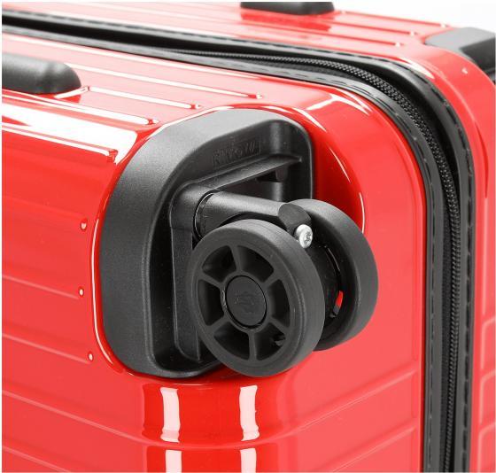 Essential Lite Check-In M 63 rot glänzend