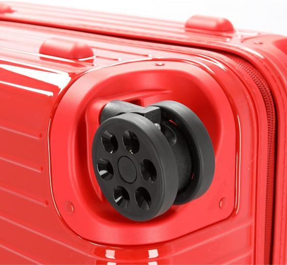 Essential Check-In L 73 rot glänzend