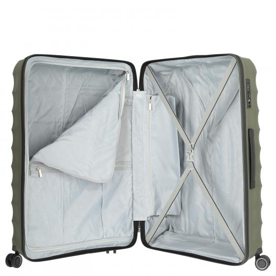 Highlight 4-Rollen-Trolley L 75 cm khaki