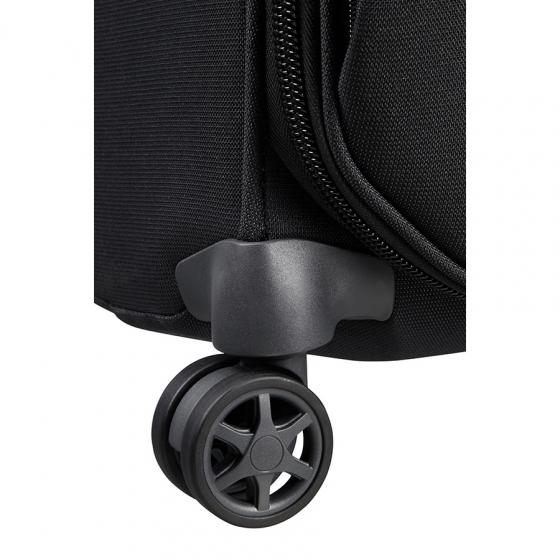 Spark SNG Spinner 4-Rollen-Trolley erweiterbar 67 cm black