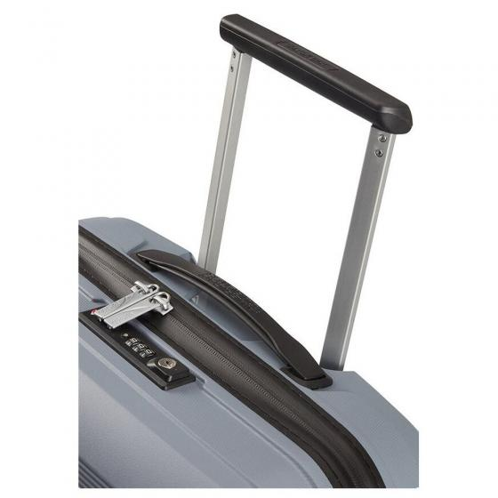 Airconic 4-Rollen-Kabinentrolley 55 cm cool grey